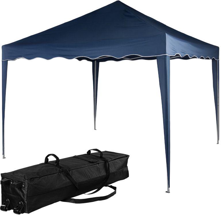 INSTENT BASIC záhradný párty stan - 3 x 3 m, modrý