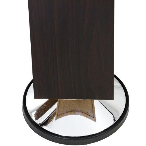 Stolný futbal  PROFI tmavo hnedý