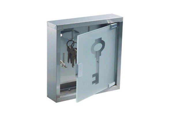 Nerezová skrinka na kľúče