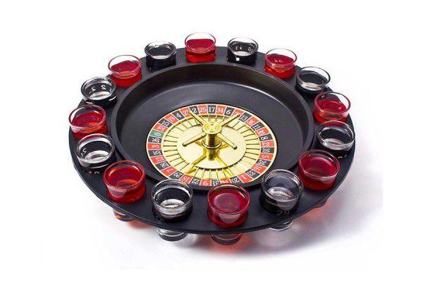 Spoločenská hra - ruleta