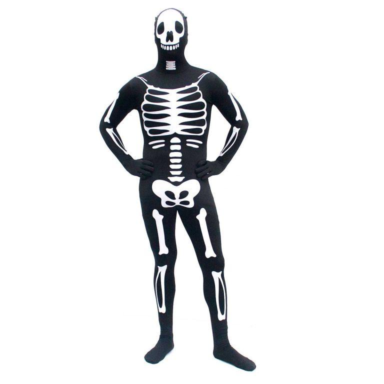 Karnevalový kostým KOSTRA halloween - veľkosť M
