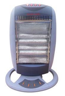 Ohrievač halogénový HS0115 - priamytop