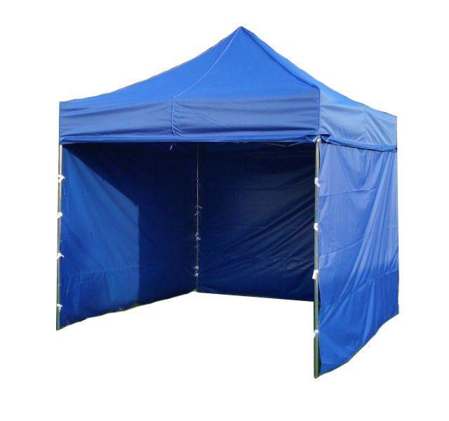 Záhradný párty stan PROFI STEEL 3 x 3 - modrá