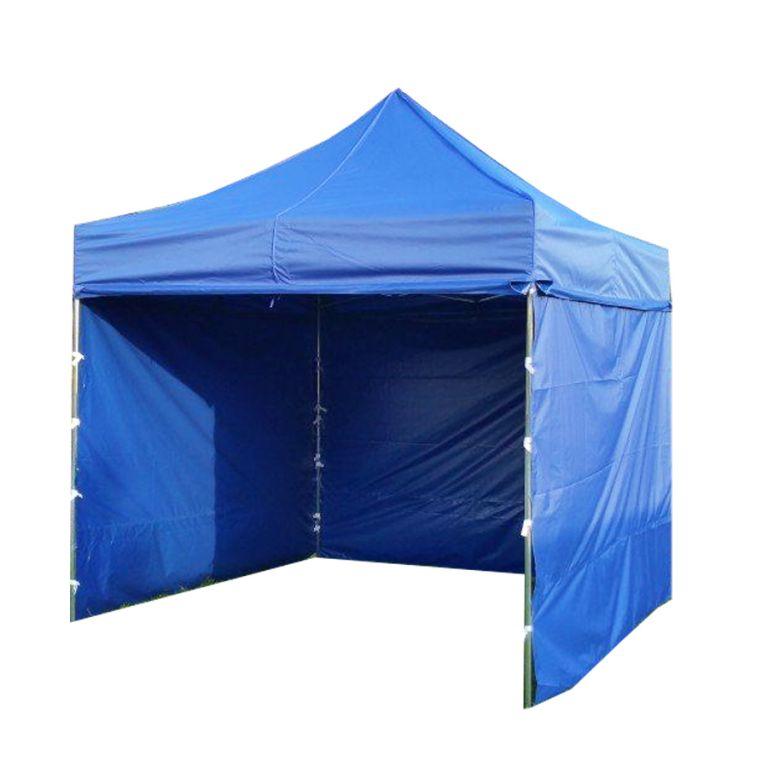 Záhradný párty stan PROFI STEEL 3 x 6 - modrá