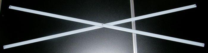 Spojovací kríž na stany CLASSIC - dĺžka 99,5 cm