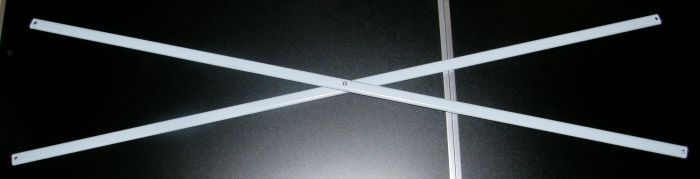Spojovací kríž na stany CLASSIC - dĺžka 139 cm