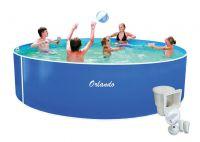 Bazén Orlando 4,57 x 1,07m + skimmer Olympic