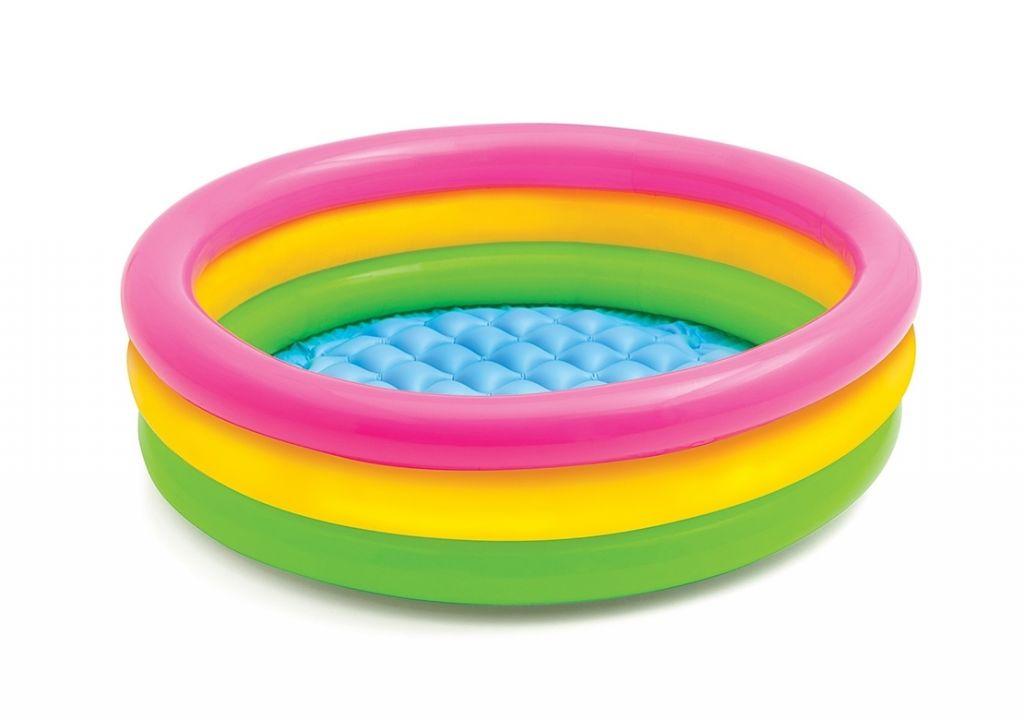 Nafukovací detský bazén, malý, 86 x 25 cm