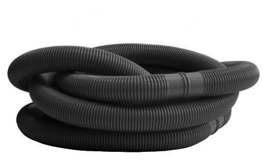 Bazénová hadica, 400 x 125 cm, čierna