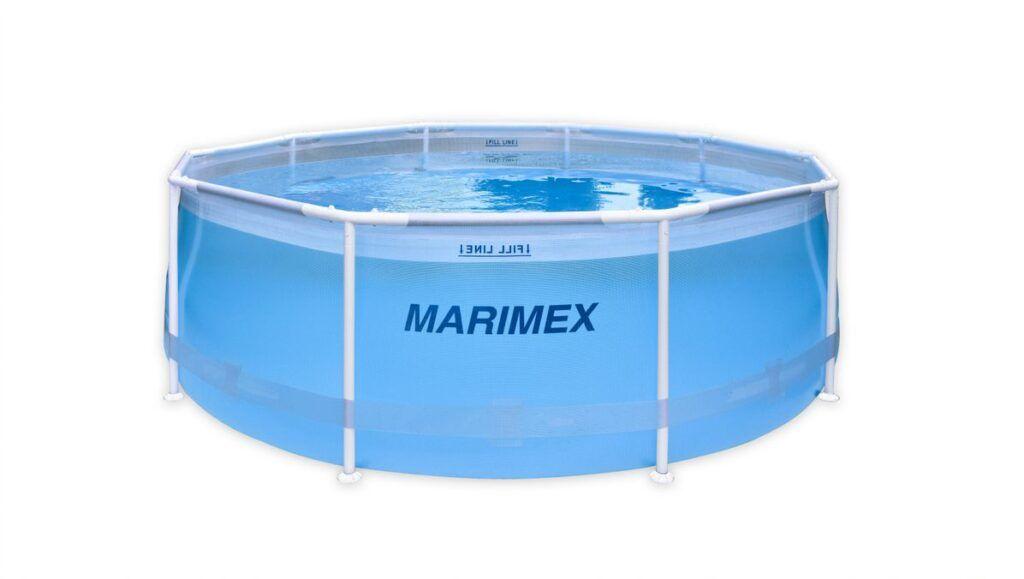 MARIMEX Bazén Florida transparentný, 3,05 x 0,91 m