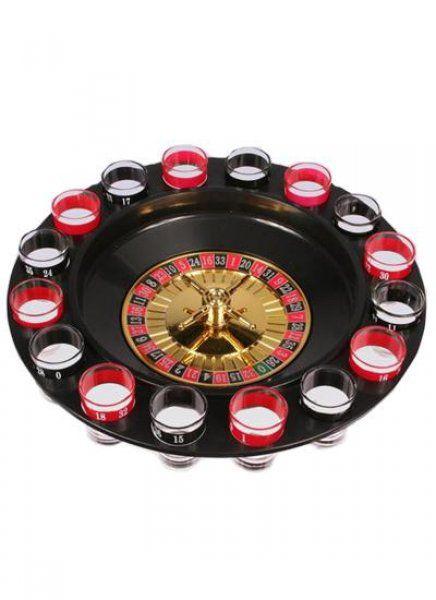 Alkoholová ruleta - originální balení