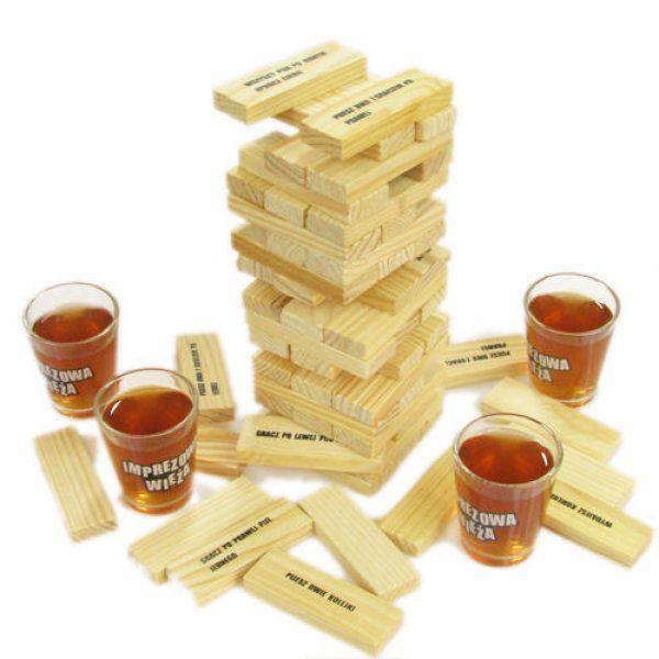 Alkoholová veža - české balenie