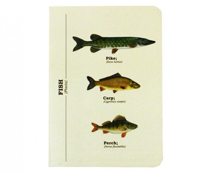 Blok s rybami