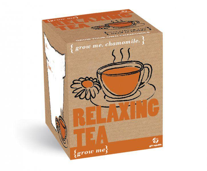 Grow me: Relaxační čaj