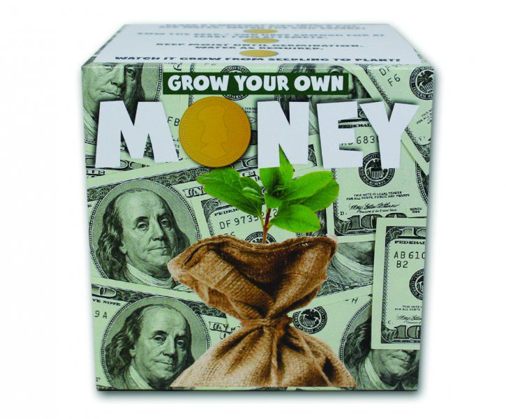 Grow your own - Vypestujte si peniaze