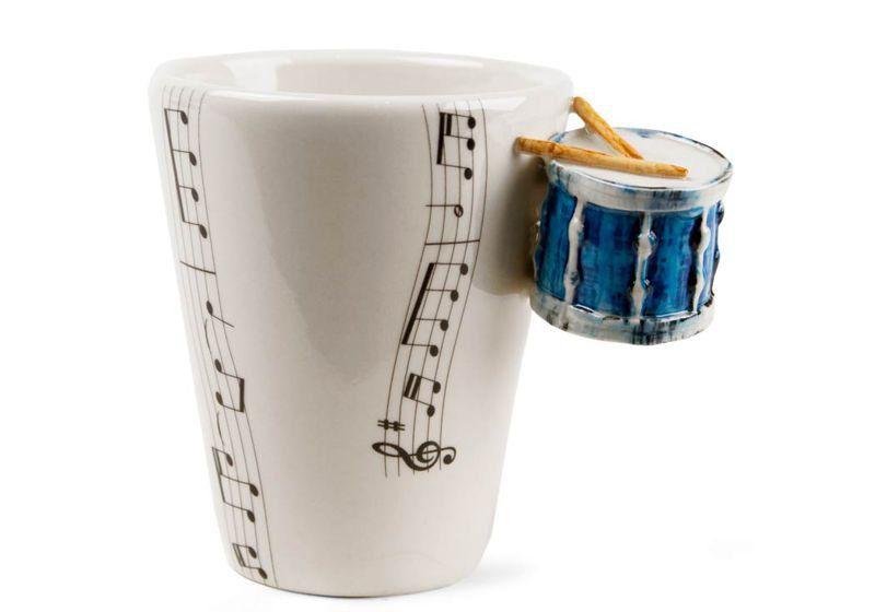 Hudební hrnek - buben