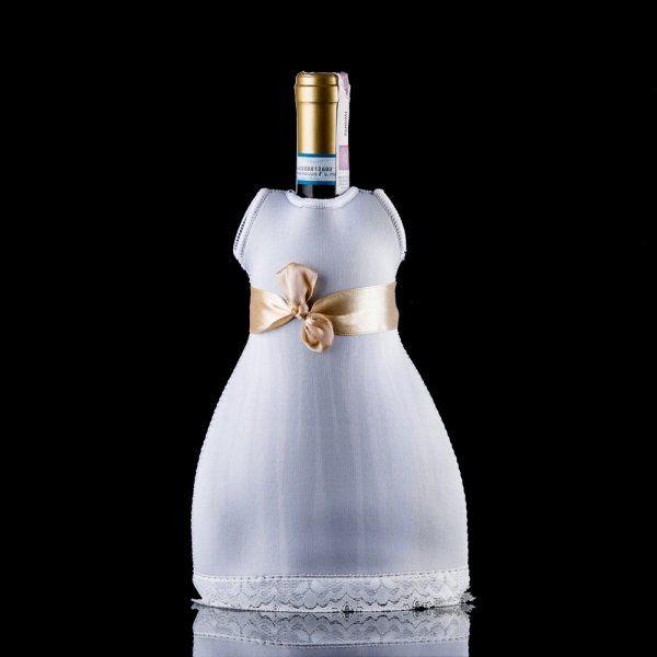 Lady diVinto - Biele šaty