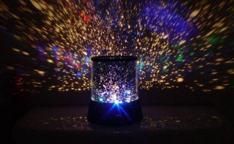 Projektor noční oblohy