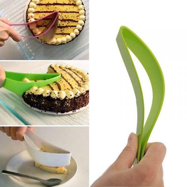 Silikonový krájač na tortu