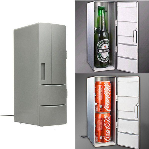 USB lednička