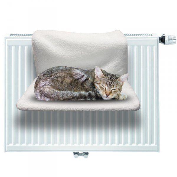Závesné odpočívadlo pre mačky