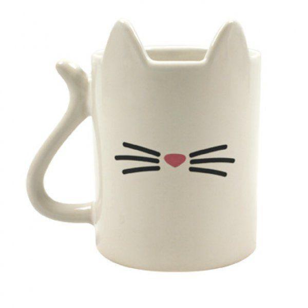 Zvířecí hrneček - kočka