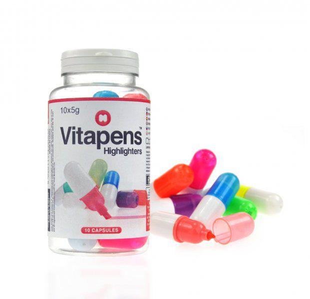 Zvýrazňovače Vitapens