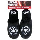 Bačkory Star Wars - Galactic  - Střední (EU 38-41)
