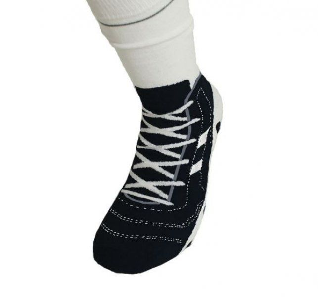 Bláznivé ponožky - futbal