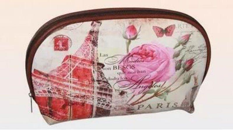 Kapsička na zip - Paris