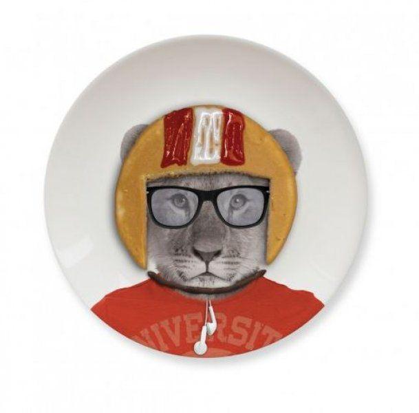 Malé talířky Wild Dining - lev