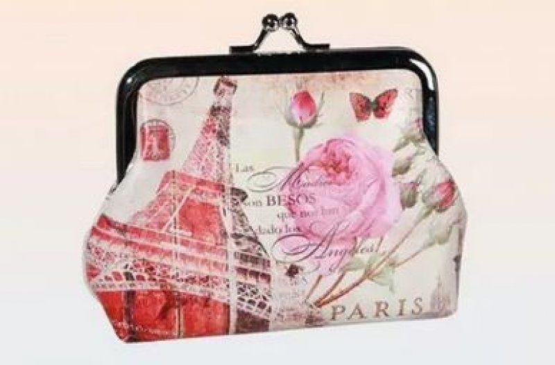 Rámečková peněženka - Paris