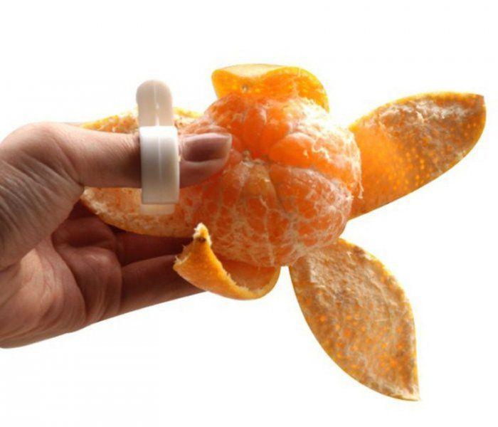 Rychlo loupač na pomeranče