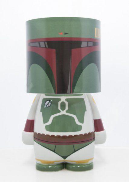 LED lampička Star Wars - Boba Fett