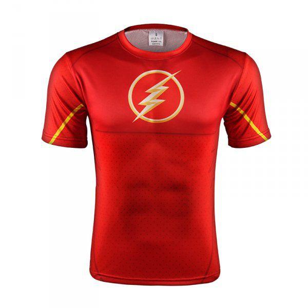 Sportovní tričko - Flash - Velikost XXL