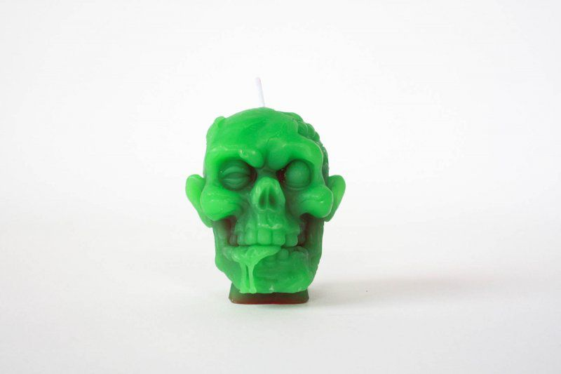 Zombie sviečka