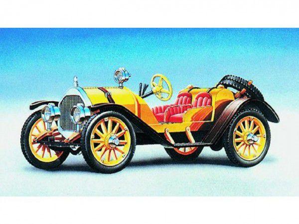 Model Mercer Raceabout 1912 12,5x5,5cm v krabici 25x14,5x4,5cm