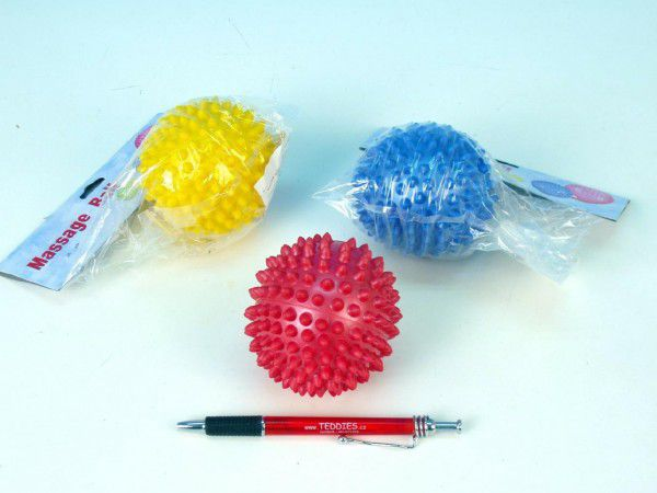 Masážní míč/míček 7cm v sáčku