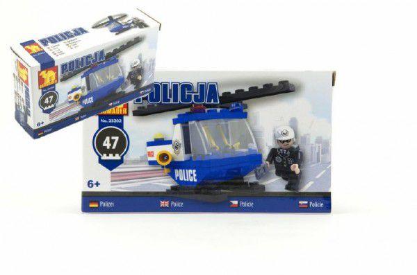 Dromader 23202 Policie Vrtulník 47ks