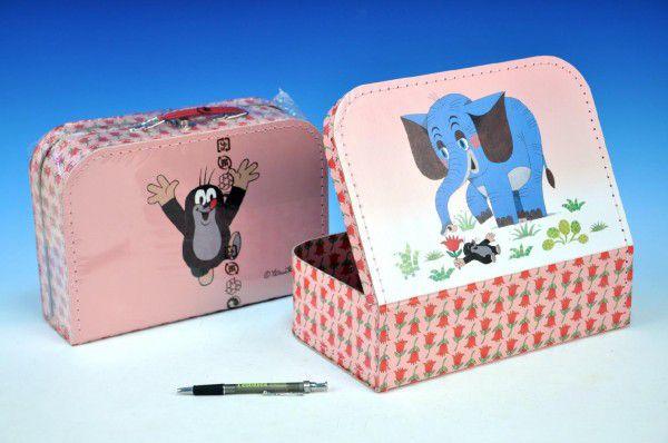 Kufrík Krtko a slon - šitý