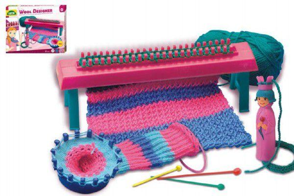 Studio pletení v krabici 30x24x7cm