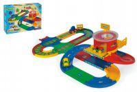 Kid Cars přestupní stanice 5m v krabici 19x54x14cm 12m+ Wader