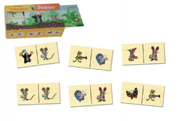 Domino: Krtek 28 dílků