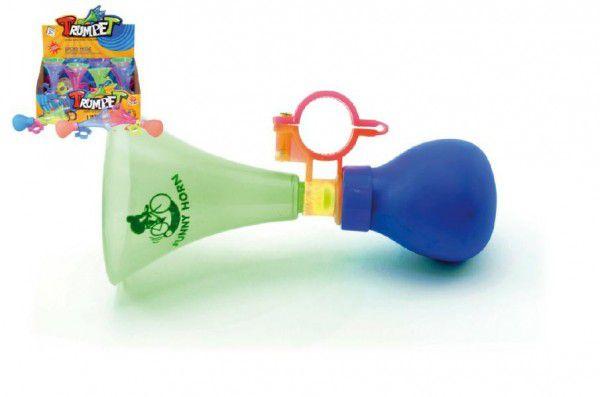Klakson trumpeta na kolo - 3 barvy