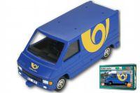 Stavebnice Monti 05.4 Česká pošta Renault Trafic 1:35 v krabici 22x15x6cm