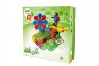 Stavebnice Blok Twister 2 plast 148 dílků v krabici 35x33x8cm