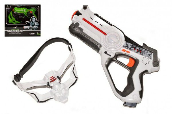 Wiky Territory Laser Game single set