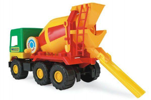 Auto middle Truck domiešavač 39cm Wader