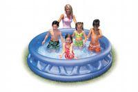 Bazén nafukovací kruh 188x46cm v krabici