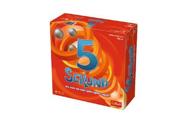 5 Sekund společenská hra v krabici 26x26x8cm